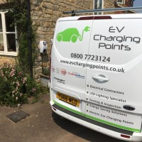 3. EV Charging Points Installations