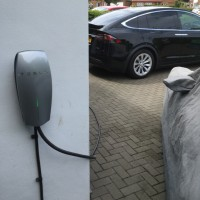 10. Tesla Chargepoint installs
