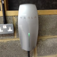 17. Tesla Chargepoint installs