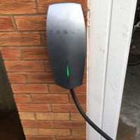 38. Tesla Chargepoint installs