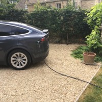 6. Tesla Chargepoint installs
