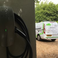 9. Tesla Chargepoint installs
