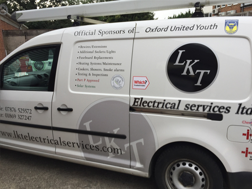 Electrical services in Bicester